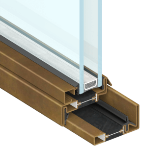 OS2 Steel Window and Door Frame