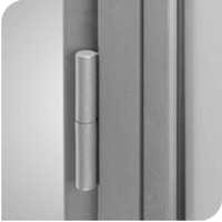 Thermally Broken Steel USA - Hardware - EBE DOOR 004