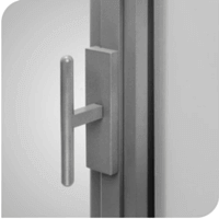 Thermally Broken Steel USA - Hardware - OS2 Casement Window 006