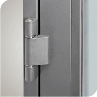 Thermally Broken Steel USA - Hardware - EBE DOOR 002