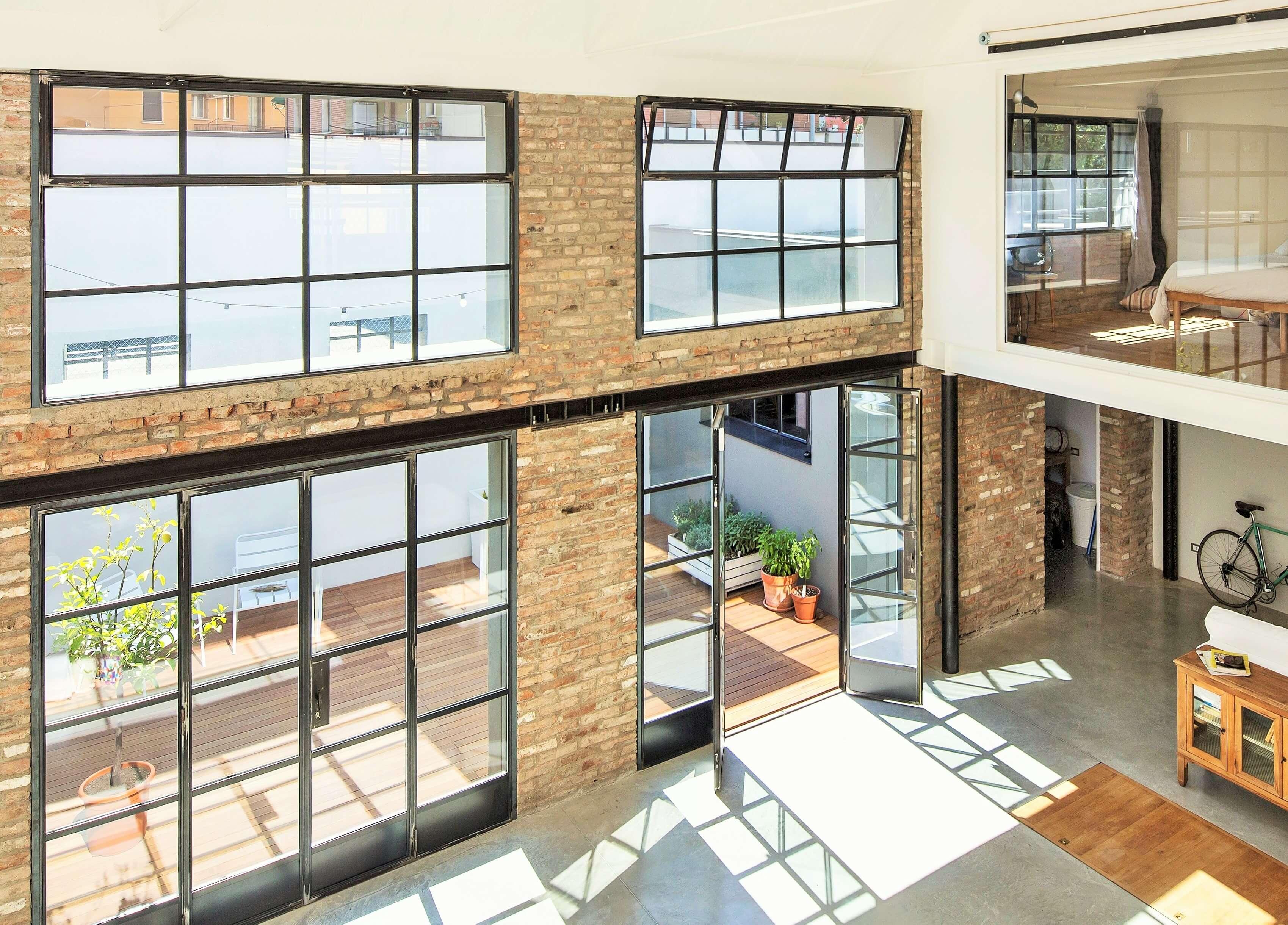 Steel frame windows and doors - Steel Frame Windows And Doors 8