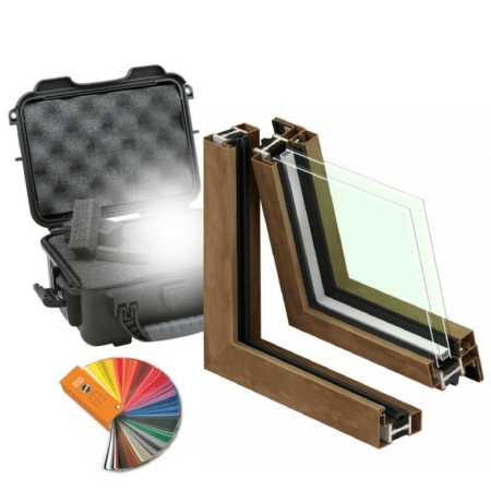 EBE Frame Series Sample Kit