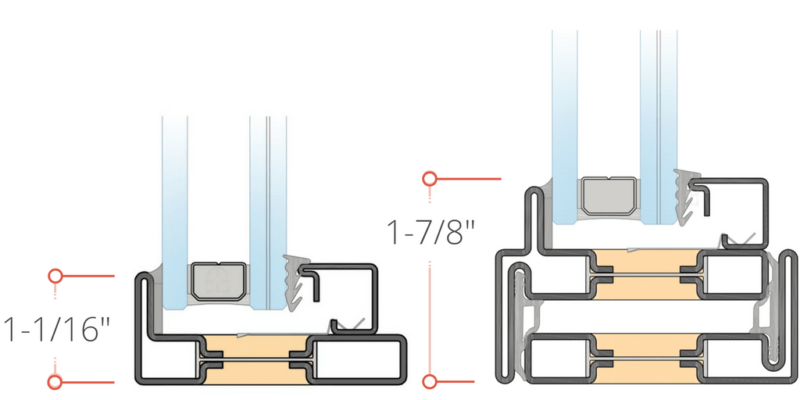 OS2 Steel Frame Sight-line