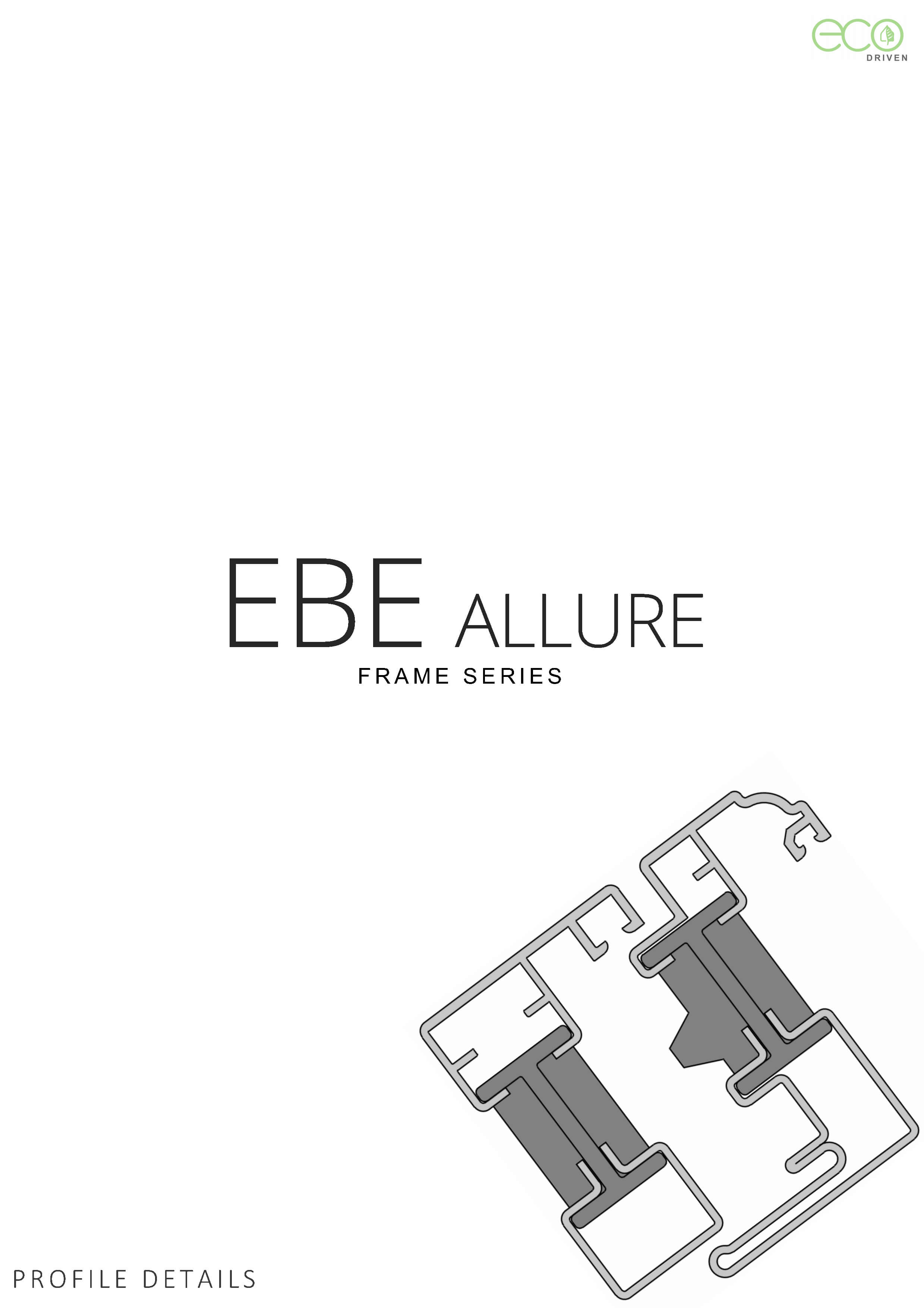 EBE Allure Section Details