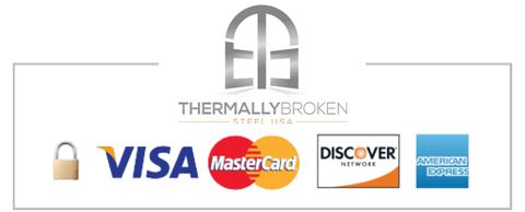 Credit Cards - Thermally Broken Steel USA